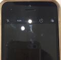 【iPhone豆知識】画面の右上に出る緑の点とオレンジの点は一体何?!