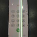 【iPhoneXs】液晶不良で画面が緑色に発光!?グリーンフラッシュとは?