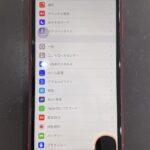 【iPhoneXR】液晶漏れ放置していませんか?どんどん広がっていきますよ…。