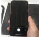 iPhoneXRのバックカメラが突然真っ暗に?!スマップル熊本店で修理可能です!