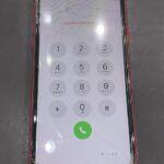 【iPhone11】フィルム貼っていたのに本体の画面だけ割れてしまった端末
